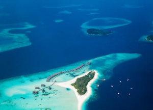 国名の由来となったモルディブの島々